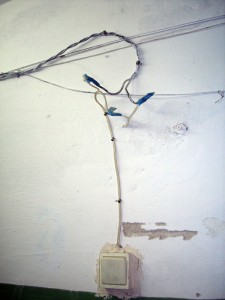 Замена проводки и электропроводки в квартире или доме.